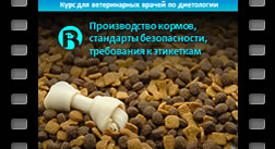7. Производство кормов для собак и кошек, стандарты безопасности, требования к этикеткам